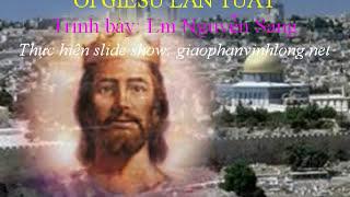 Ôi Giêsu lân tuất