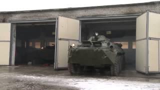 Соединение морской пехоты Черноморского флота приведено в полную боевую готовность