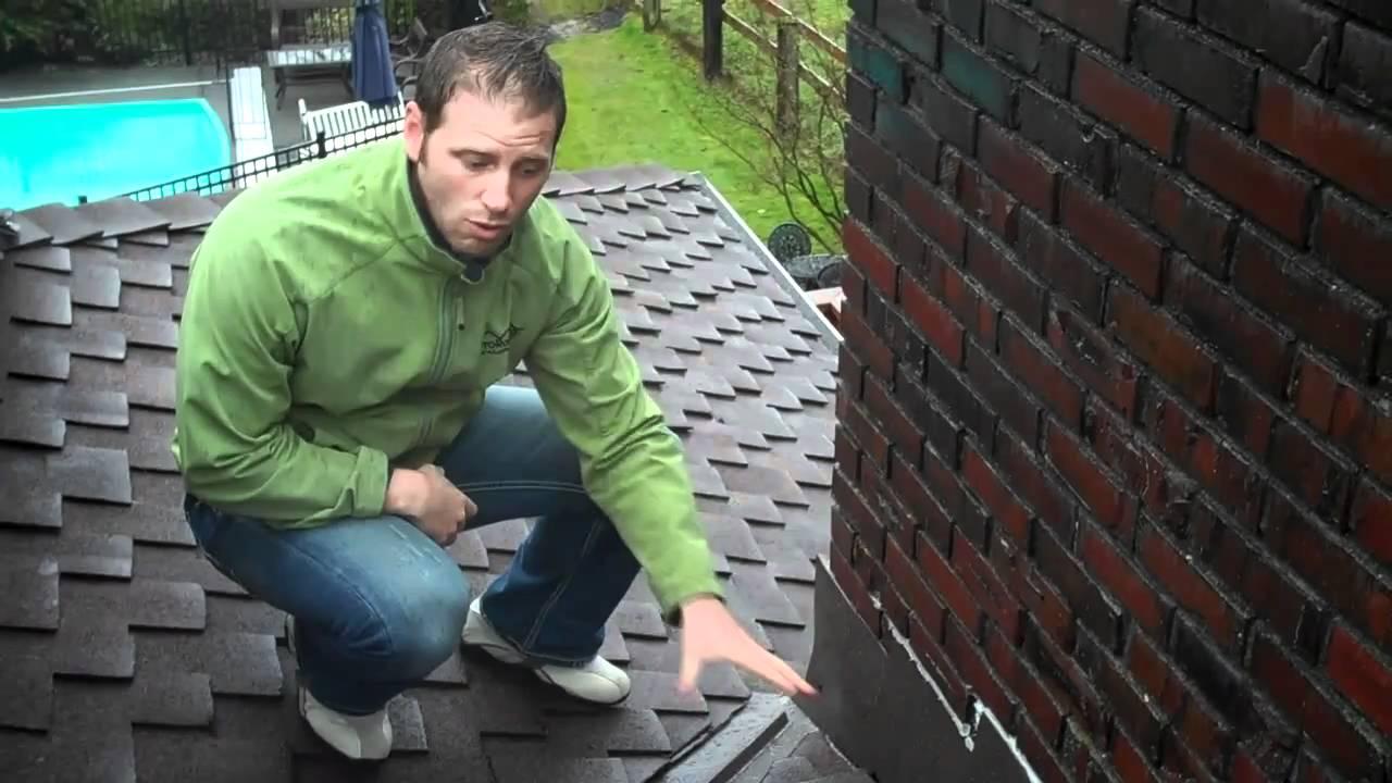 Roofing Kirkland Roofer Pro Roofing Tip Chimney Cricket
