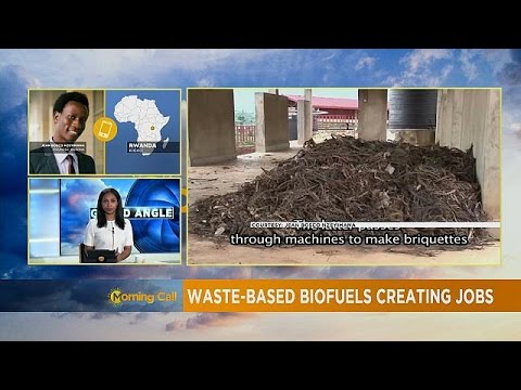 Waste-based biofuel creating jobs [Grand Angle]