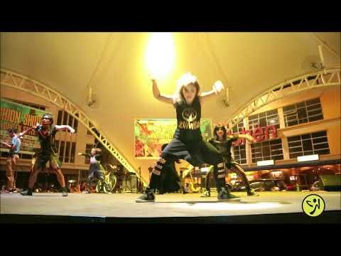 Zumba Party Halloween Batam with ZIN™ NOVIE By Bi Angel Shop - KBC Batam