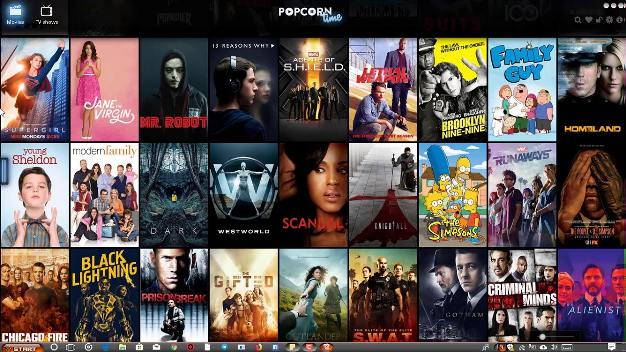 Best App to watch movies and TV shows on PC  Windows 10 Edition