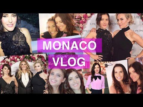 MONACO VLOG - Taylor, Kate, Camila,Tati, Penelope, Desi, Julia and more!