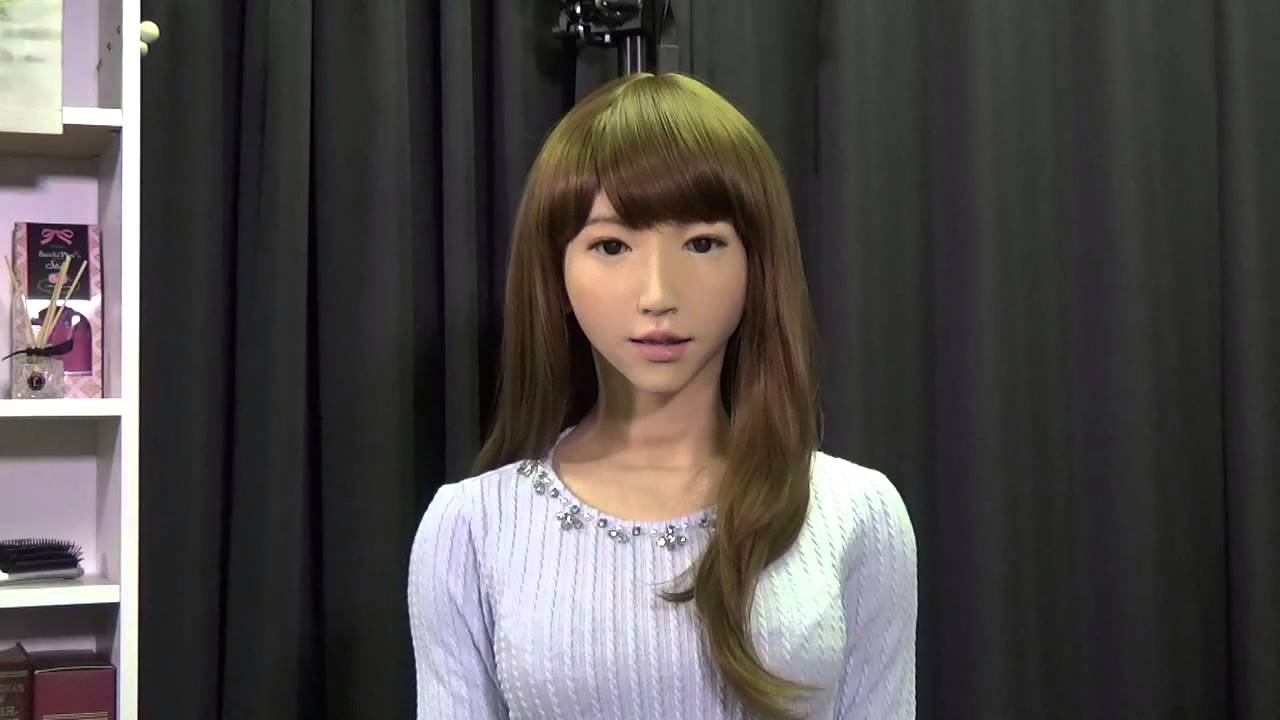 Erica emotional demo youtube - Robot erika plus ...