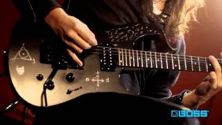 [BOSS TONE CENTRAL] GT-100 Ver.2 played by Rafael Bittencourt Thumbnail