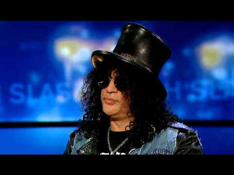 Slash On The Rock And Roll Hall Of Fame