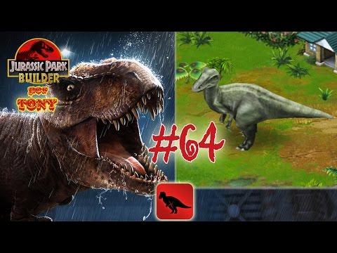 "Jurassic Park Builder ""Cap. 64 - Conseguir dinosaurio: Edmontosaurus"" por Tony"