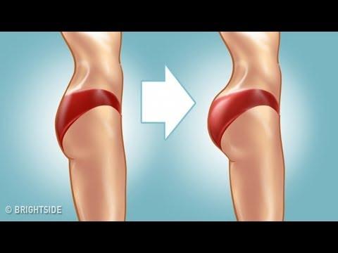 So bekommst du schnell einen knackigen runden Hintern und breitere Hüften!