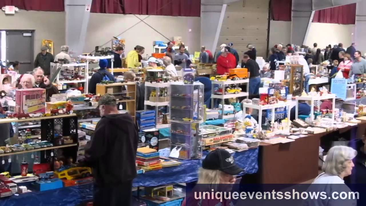 Toy Show At Kalamazoo