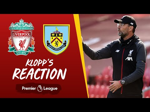 Klopp's Reaction: Robbo, Firmino's influence & the youngsters | Liverpool vs Burnley