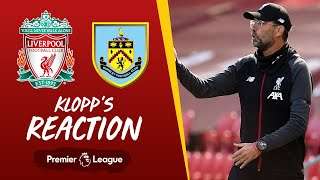 Baixar Klopp's Reaction: Robbo, Firmino's influence & the youngsters | Liverpool vs Burnley