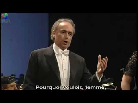Gran Gala Verdi  Jose Carreras   Elisabete Matos   Il Corsaro   Mehta