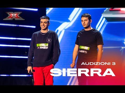 I Sierra rappano in italiano su Milky Chance | Audizioni 3