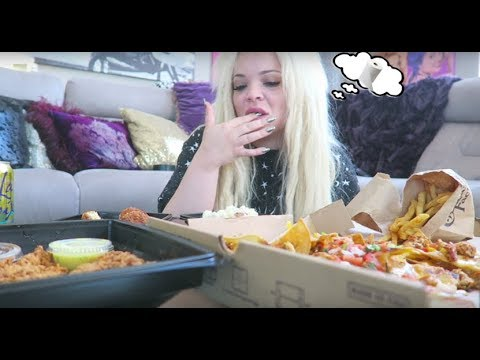 trisha paytas devouring her fingers