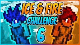 BYLE DO PLANTERY - Terraria: Ice & Fire Challenge #6 (z Xplayem)