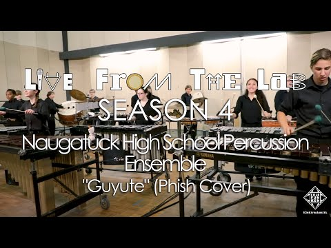 "Naugatuck High School Percussion Ensemble - ""Guyute"" (Phish Cover) (TELEFUNKEN Live From The Lab)"