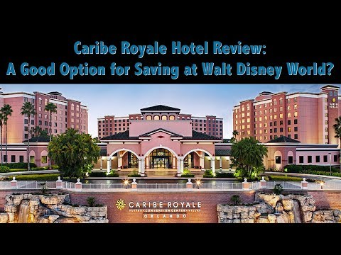 Walt Disney World Good Neighbor Hotel Review: The Pros and Cons of the Caribe Royale