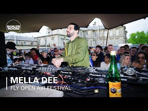 Mella Dee | Boiler Room x FLY Open Air 2019