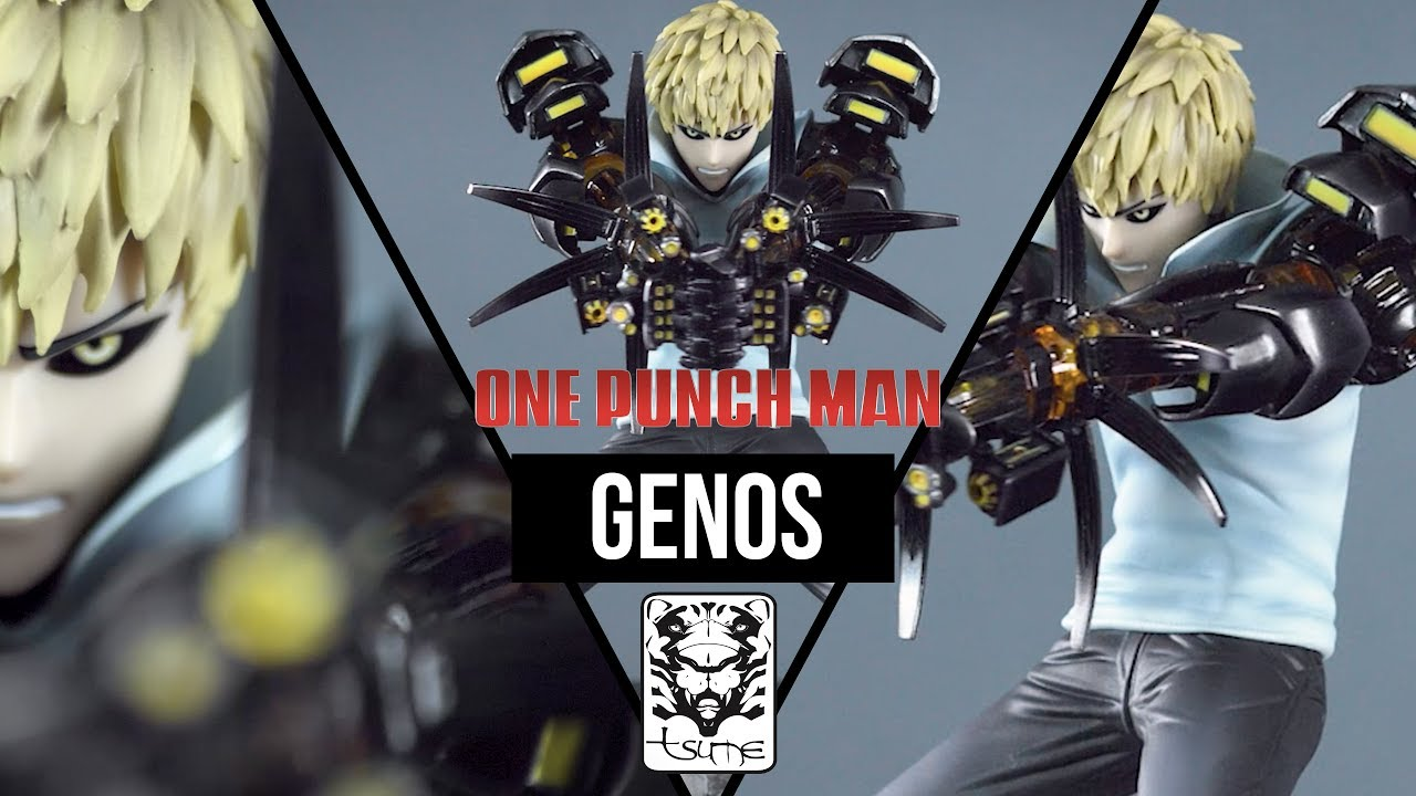 One Punch Man Genos Xtra by Tsume