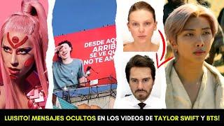 LUISITO COMUNICA Y CARLOS NAME SON TENDENCIA! TAYLOR SWIFT Y BTS DEJAN