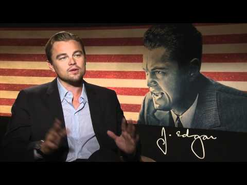 Leonardo DiCaprio and Armie Hammer interview for Clint Eastwood's J. Edgar