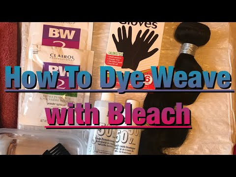 How to Dye your Weave | Ft. Cranberry Hair AliExpress