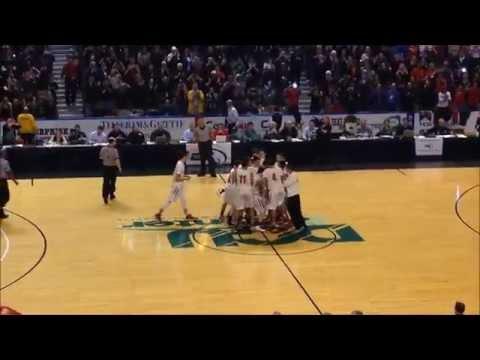 Old Rochester Basketball Championship Celebration
