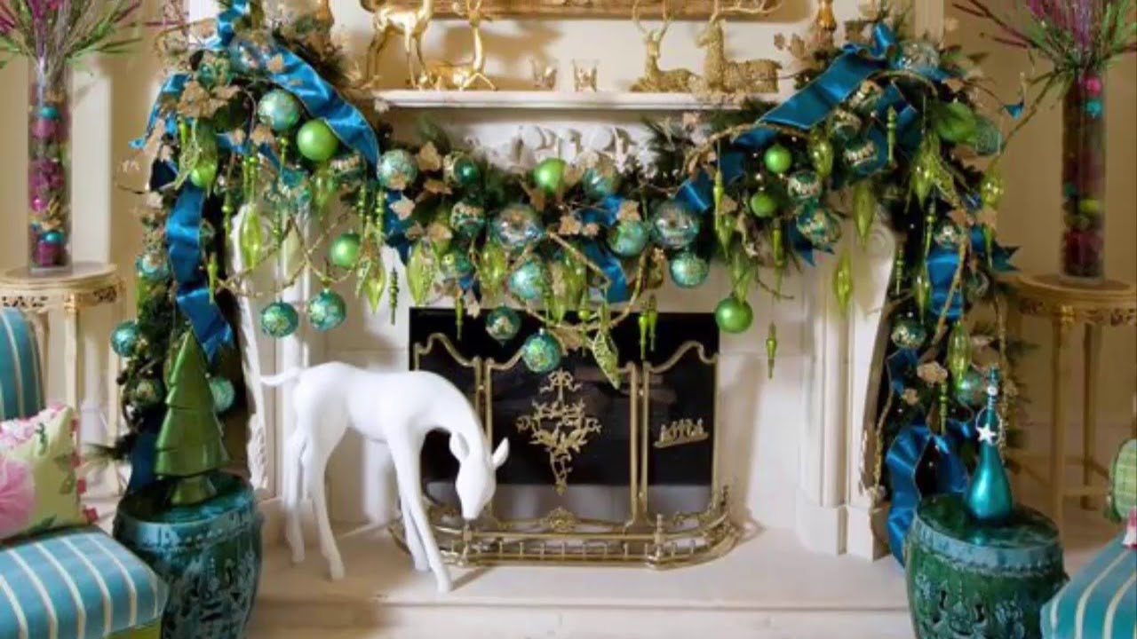 Most Fabulous Blue Christmas Decorating Ideas Youtube