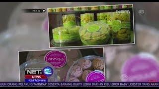 Kue Serba Green Tea Aneka Bentuk - NET12