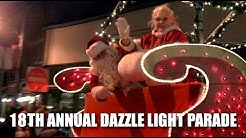 18th Annual Holiday Dazzle Light Parade 2019