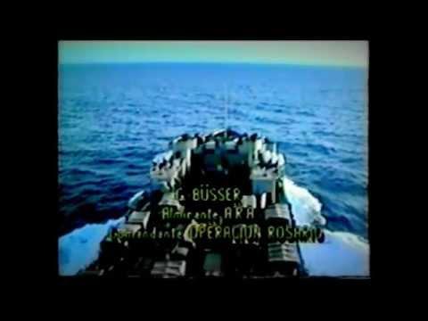 Contraalmirante Carlos Busser - Operacion Rosario