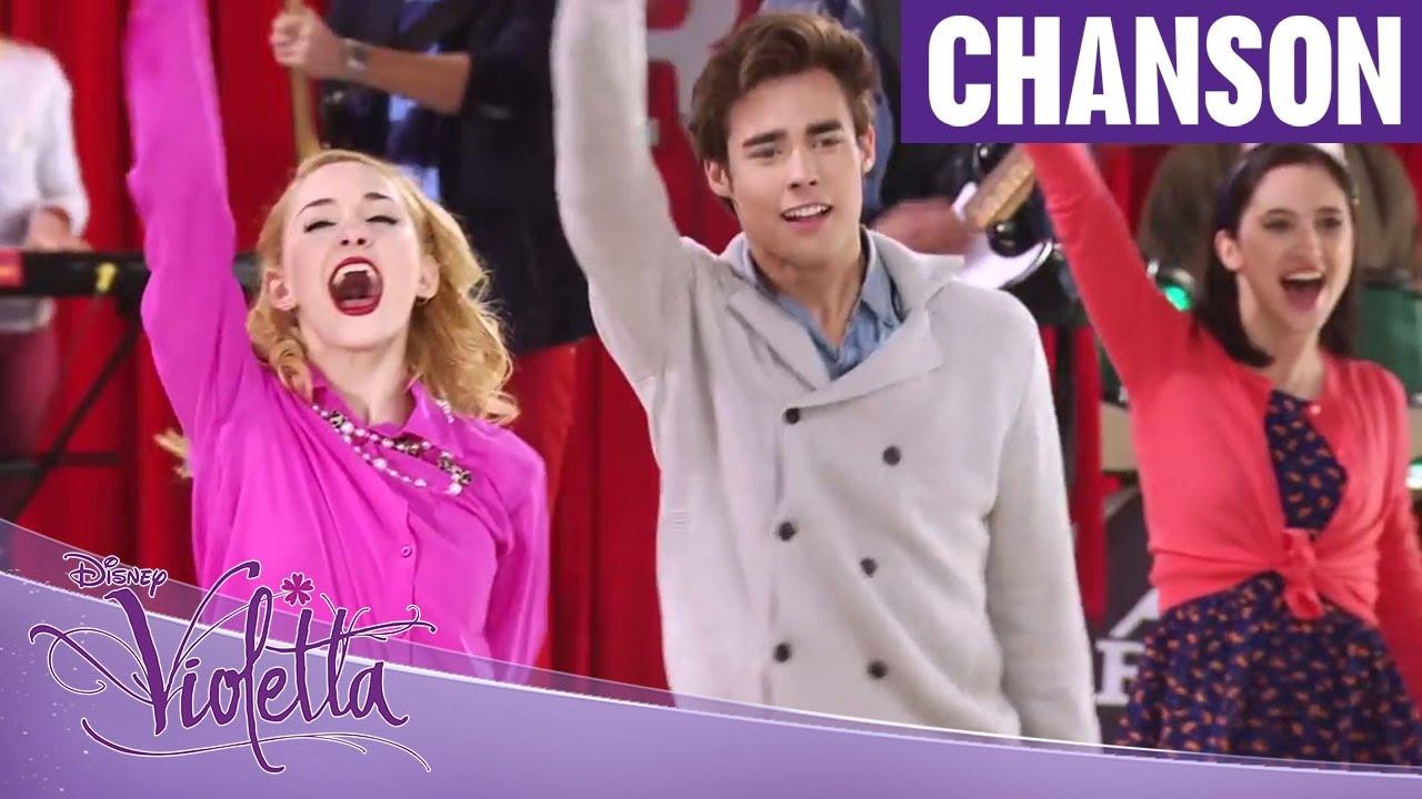 Violetta saison 3 es mi pasi n pisode 78 - Violetta chanson saison 3 ...