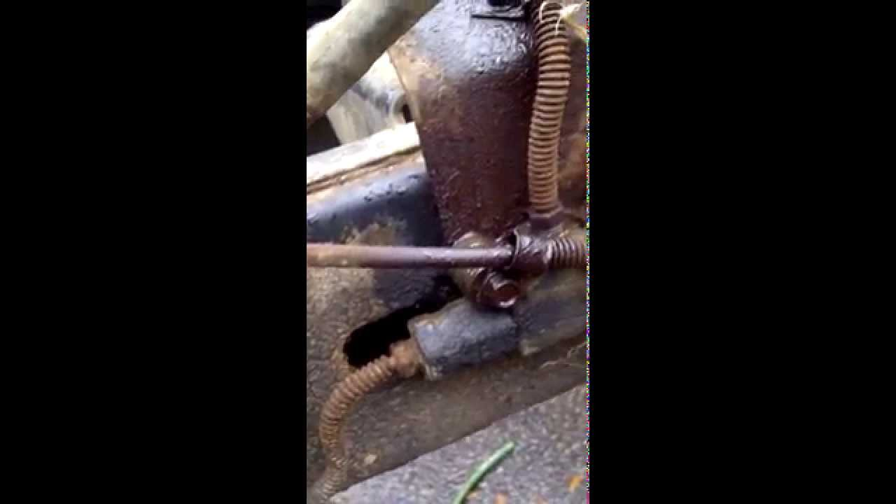 jeep cj7 original fuel and brake line routing [ 1280 x 720 Pixel ]