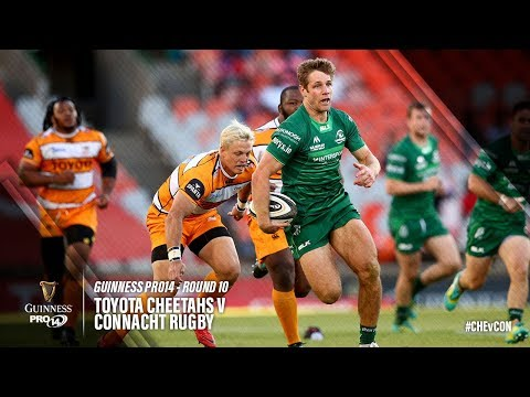 Guinness PRO14 Round 10 Highlights: Toyota Cheetahs v Connacht Rugby