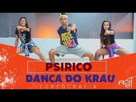 Dança do Krau - Psirico | COREOGRAFIA - Festival de Ritmos