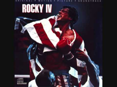 Rocky IV  Hearts on Fire FULL extended version