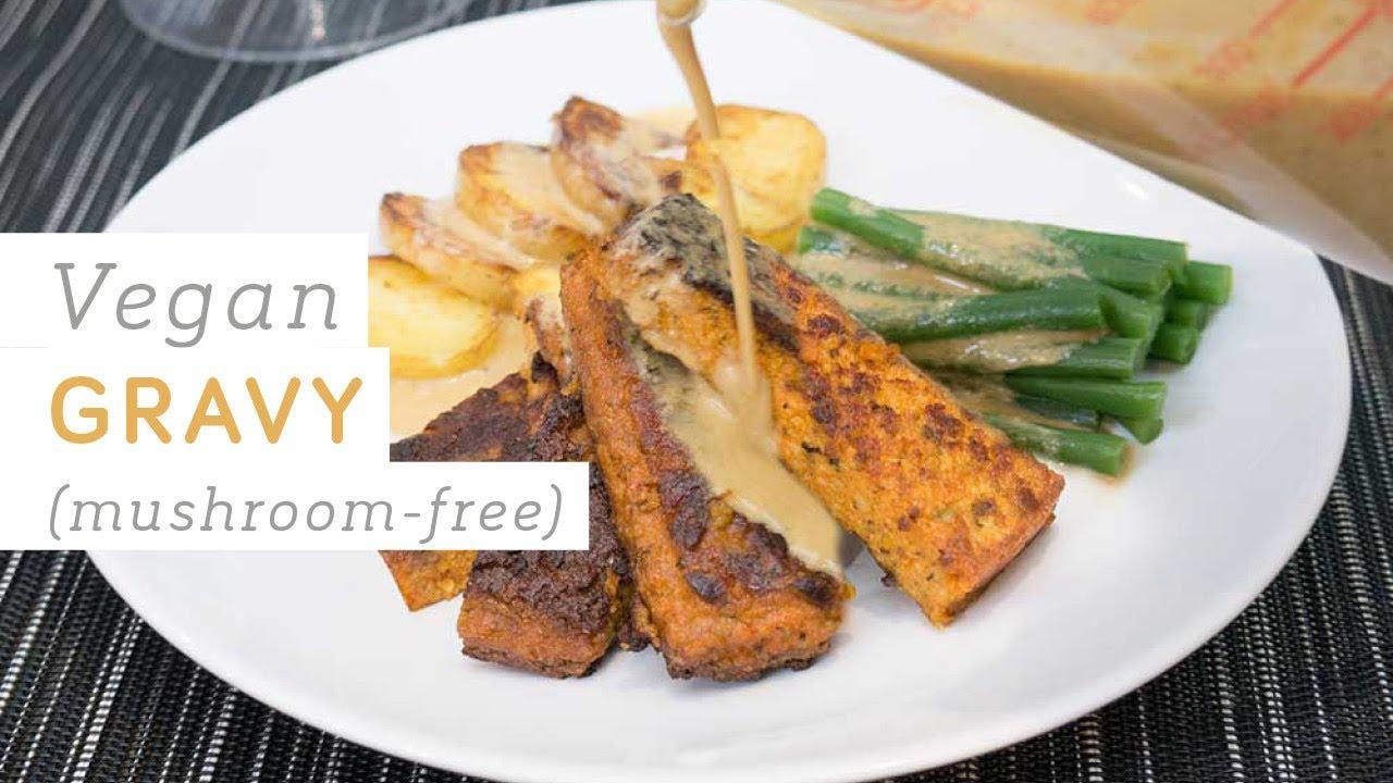 Vegan gravy perfect for vegan roast dinners meat free and dairy vegan gravy perfect for vegan roast dinners meat free and dairy free super easy to make forumfinder Choice Image