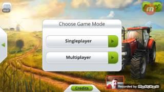 Kanalın ilk videosu farming simulator multiplayer nasıl oynanır ?
