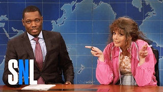 Weekend Update: Undecided Voter Cathy Anne - SNL