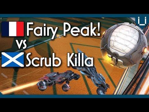 Fairy Peak! vs Scrub   $312 Rocket League 1v1 thumbnail