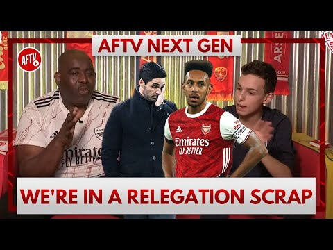 We're In A Relegation Scrap & Arteta Needs To Own His Decisions! | AFTV Next Gen Ft. Harvey