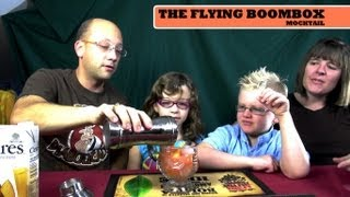 1000th Episode: The Flying Boombox Mocktail