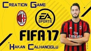Kom creare Hakan Calhanoglu su FIFA 17