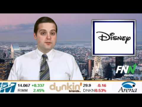 Disney Announces Mobile Games Deal With DeNA