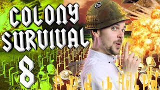 THE SEED WARS | Colony Survival