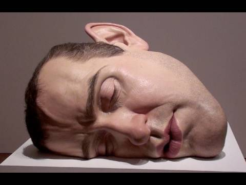 Ron Mueck Art Exhibition