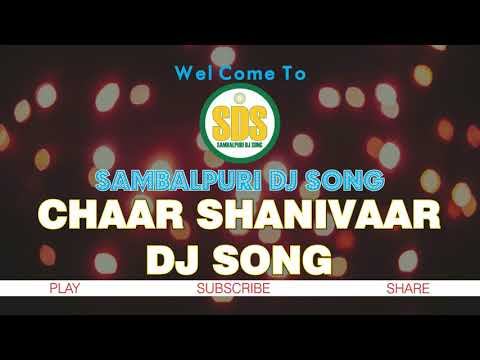 CHAAR SHANIVAAR EXCLUSIVE DJ SONG