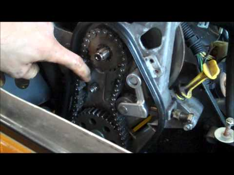How To: Check and Adjust Chain Tension (snowmobile)