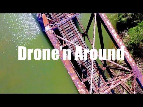Drone'n Around