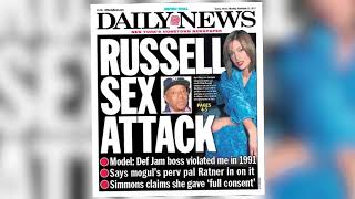 Woman alleges Russell Simmons sexually assaulted her while Brett Ratner watched